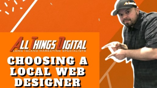 Choosing a Local Web Designer