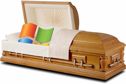 The End of Windows XP Support