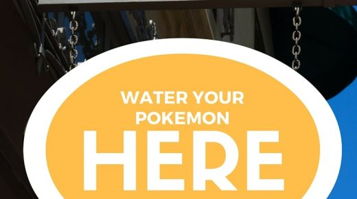 Increase Sales using Pokemon Go