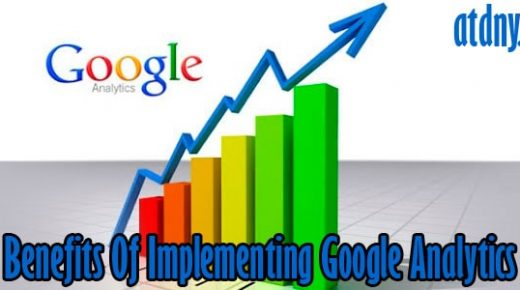 Benefits Of Implementing Google Analytics