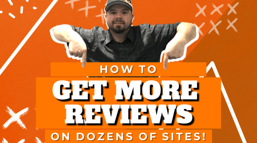 How to Get More Business Reviews on Google, Facebook, Yelp and dozens of other online review sites.