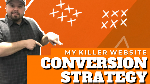 Killer Website Conversion Strategy