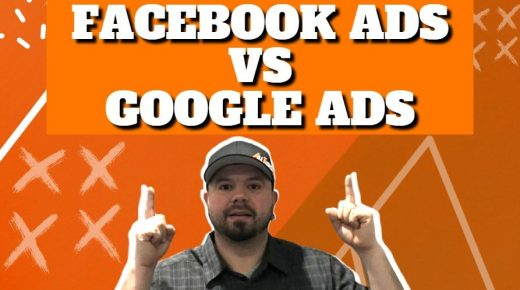 Facebook Ads vs Google Ads – Let's Get Digital