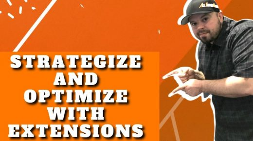 Strategize and Optimize With Extensions