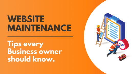 Website Maintenance Tips Every Business Owner Should Know