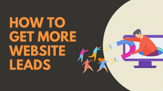 How to Get More Website Leads